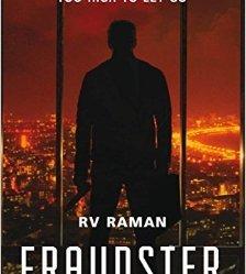 Fraudster, book review, book, RV Raman