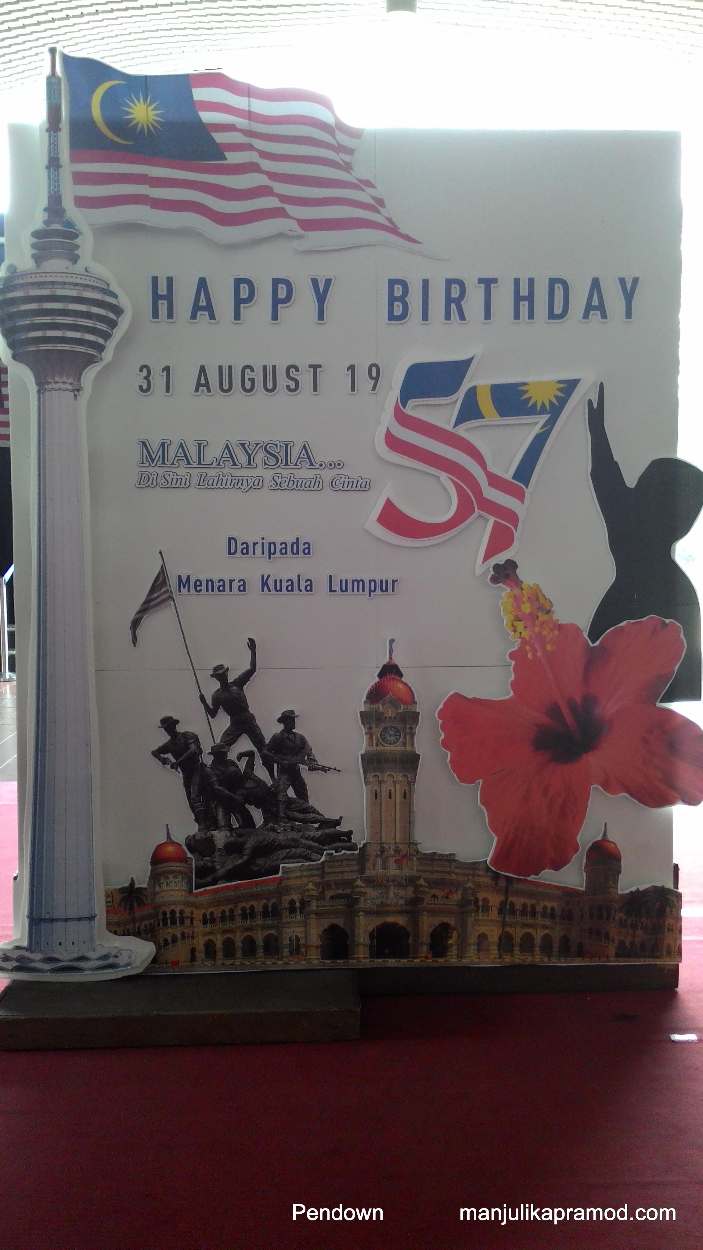 Merdeka, Malaysia, Kuala Lumpur, Travel, FAM trip
