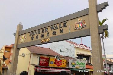 Jonker Wall, Melaka, Malaysia, Travel, Shopping, Asia