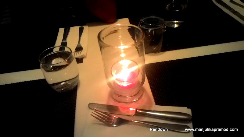 Candle Light Dinner , Penthouse