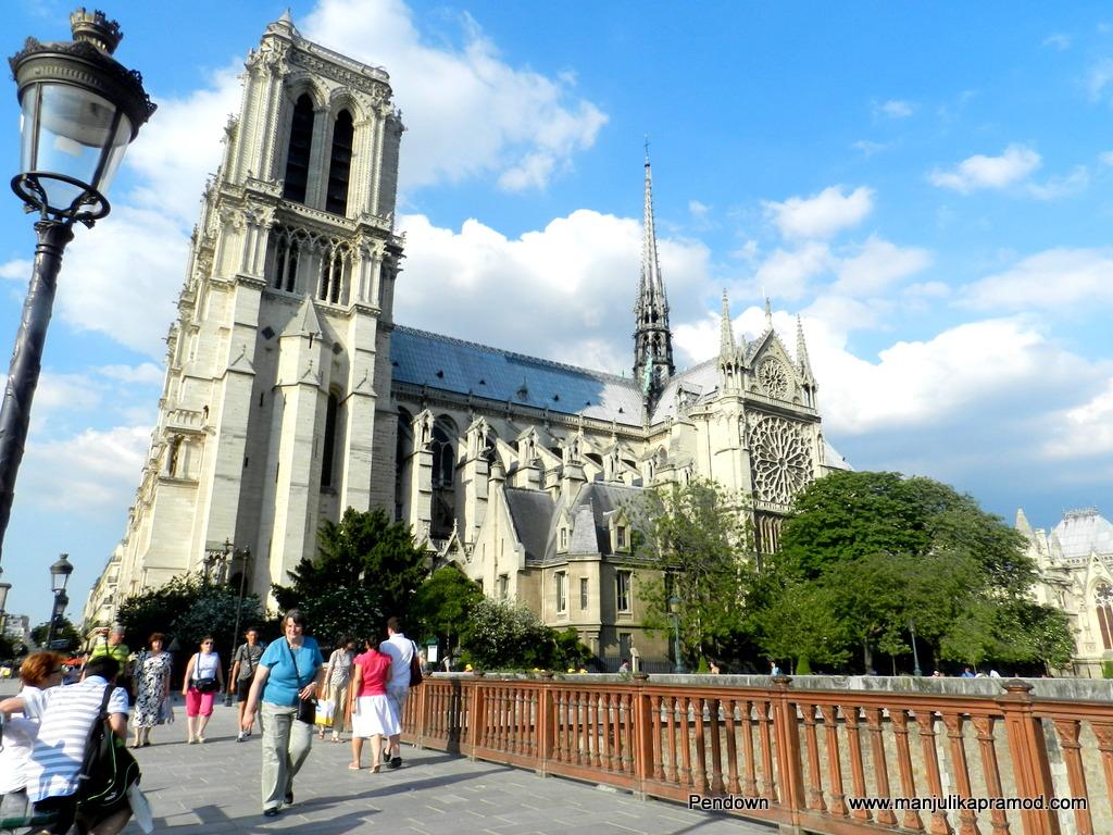 loveliness of Paris, Paris summers, autumn, 4 days in Paris