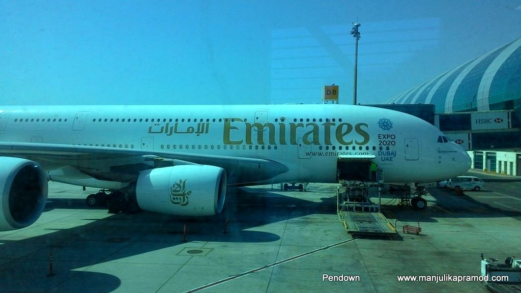 Flying expereince with Emirates