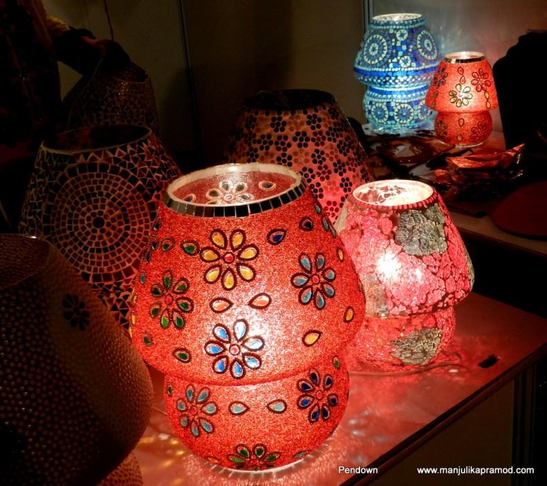 Lovely, Lights, Lamps, Northeast,festival, Delhi, 2015