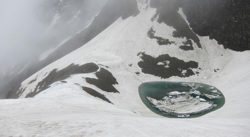 Roopkund Trek, Himalayas, India travel