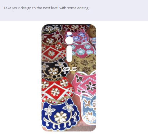 Asus Zenphone, Zenlooks, Catwalk with my phone