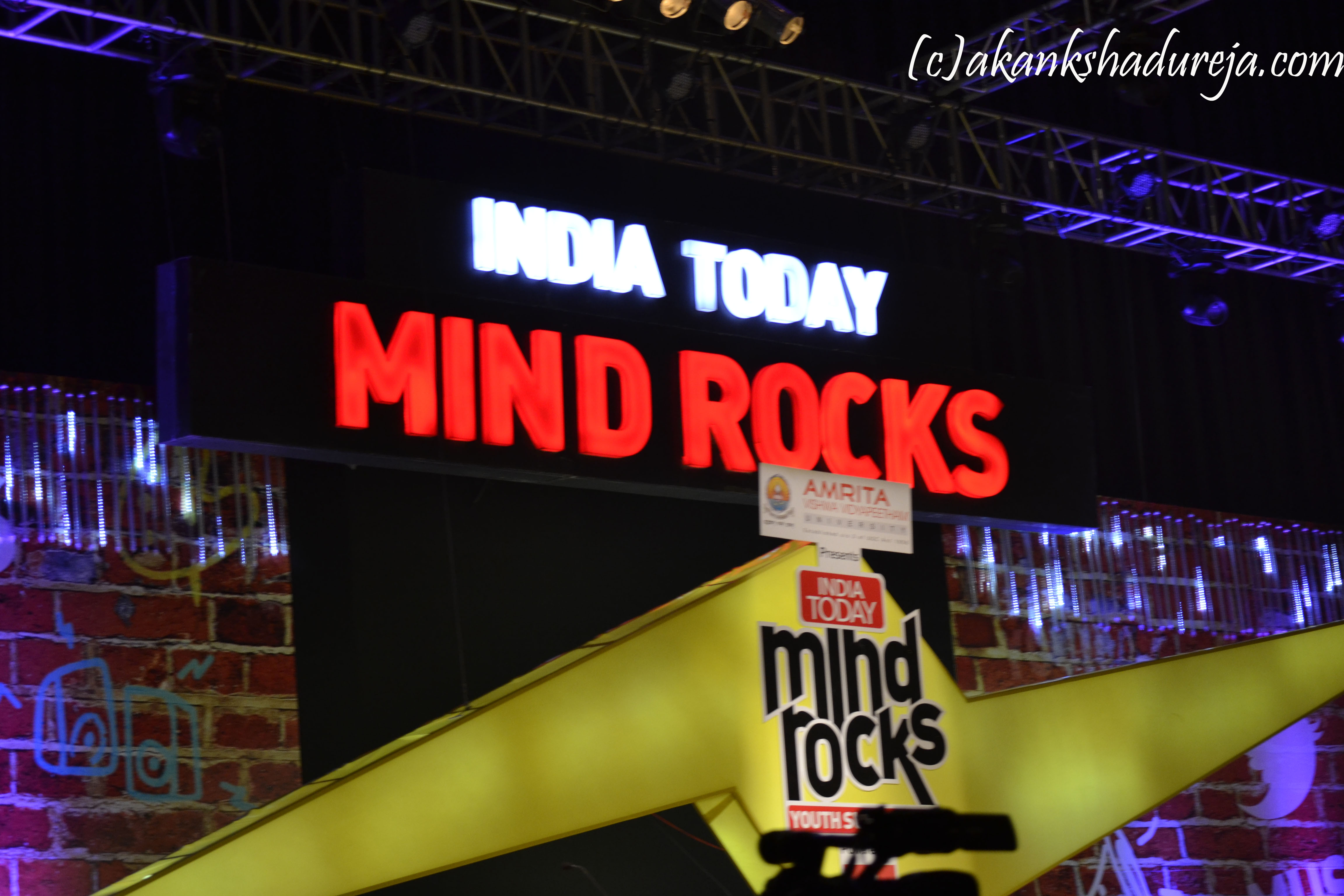 Mind Rocks 2015 Youth Summit, Event Coverage