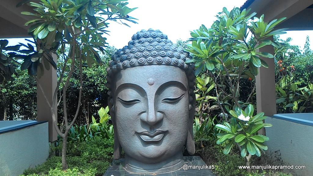 Buddha, Novotel Imagica, Stay Experience
