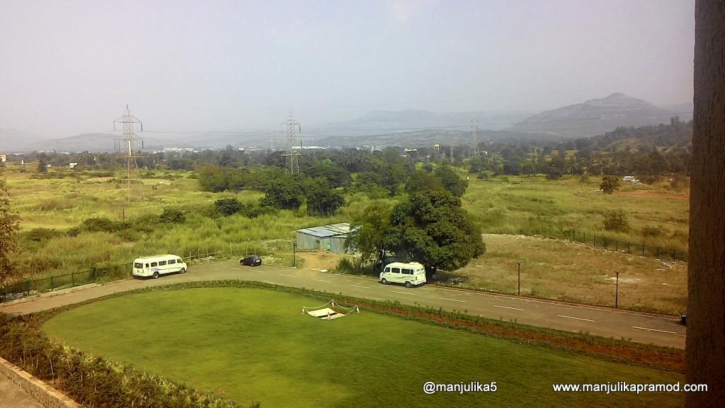 Weekend getaway from Mumbai and Pune both