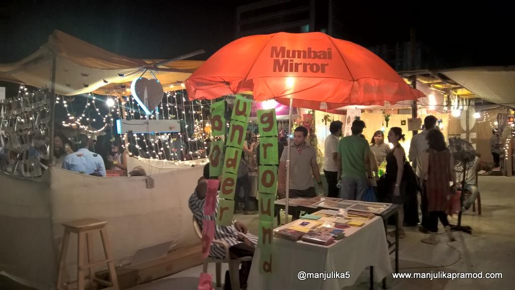 The Lil Flea, Mumbai Mirror, BKC, Bandra