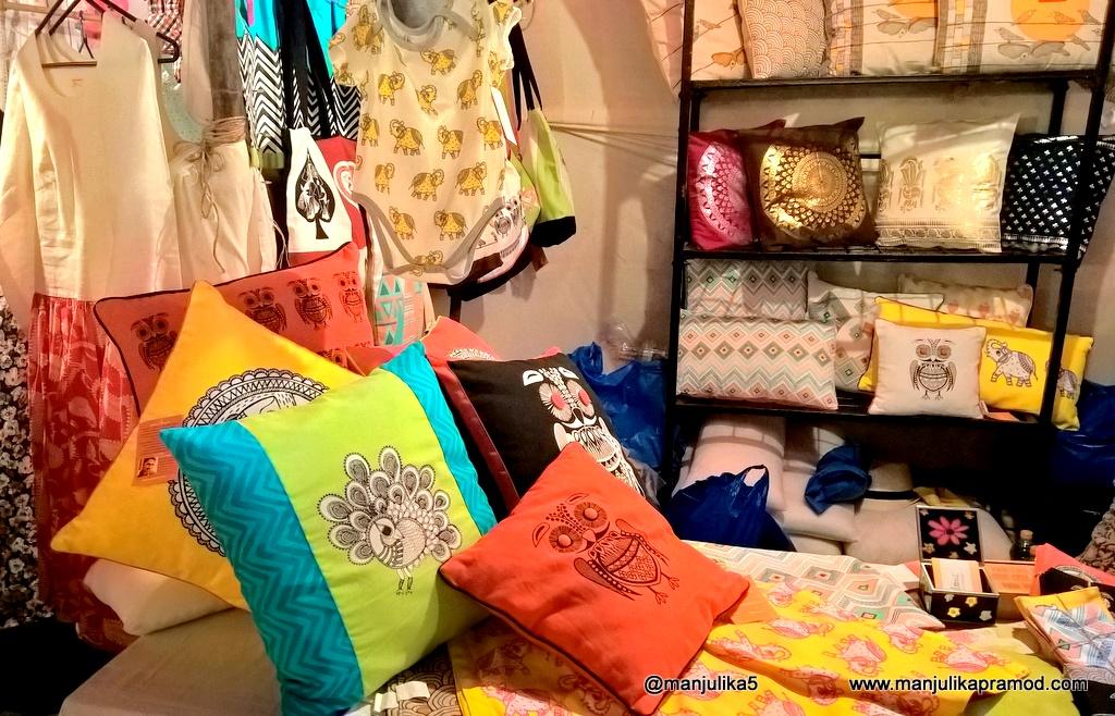 The Lil Flea - Mumbai shopping