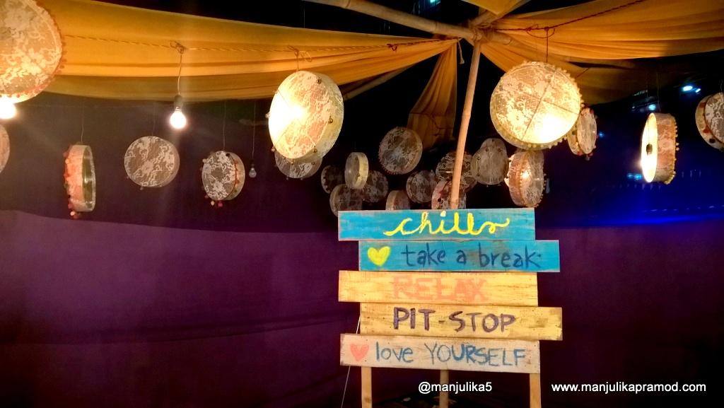 The Lil Flea -Pit Stop
