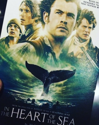 In the heart of the sea ticket, premiere screening, dubai, vox cinemas, warner brothers