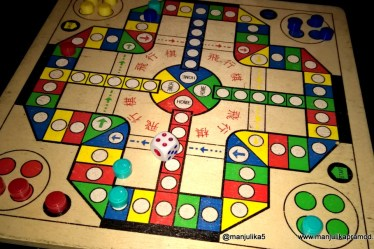 Ludo, Board Games, Dubai, Travel stories, Travel blogger from India