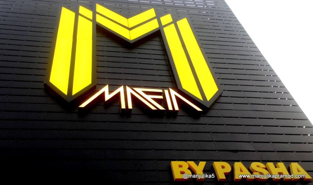 MAFIA, Restaurant, Delhi
