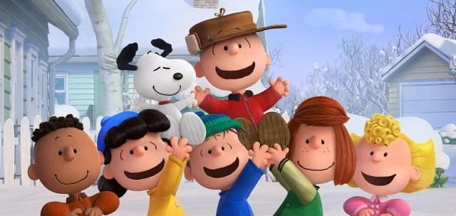 Peanuts movie, Dubai International Film Festival, Golden Globe nominations