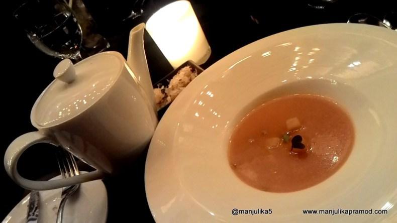 Pumpkin Soup, Patiala, Restaurant Review