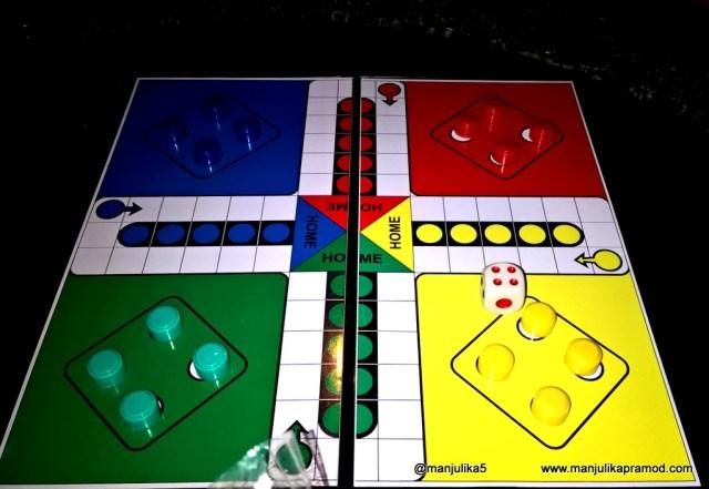 Ludo board game, Dubai, Restaurants in Oud Metha