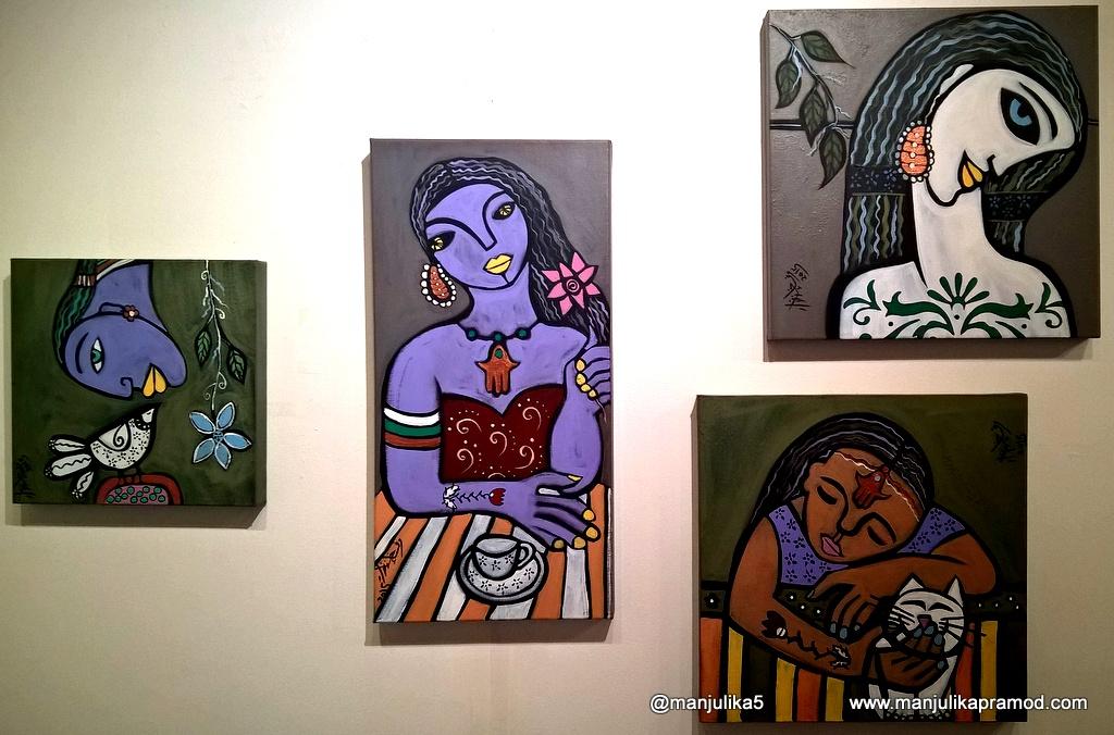 Art gallery-Dubai, Culture, Bastakiya