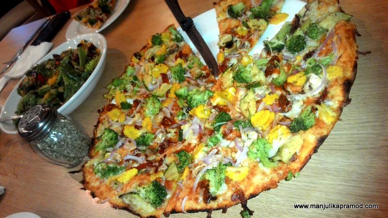 Its American California Pizza Kitchen Pendown Art Travel And Culture Blog