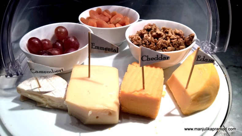 Cheesy Section