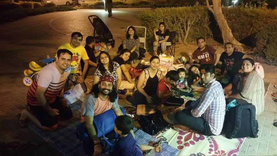 Picnic and Barbeque-Al Mamzar Park in Dubai