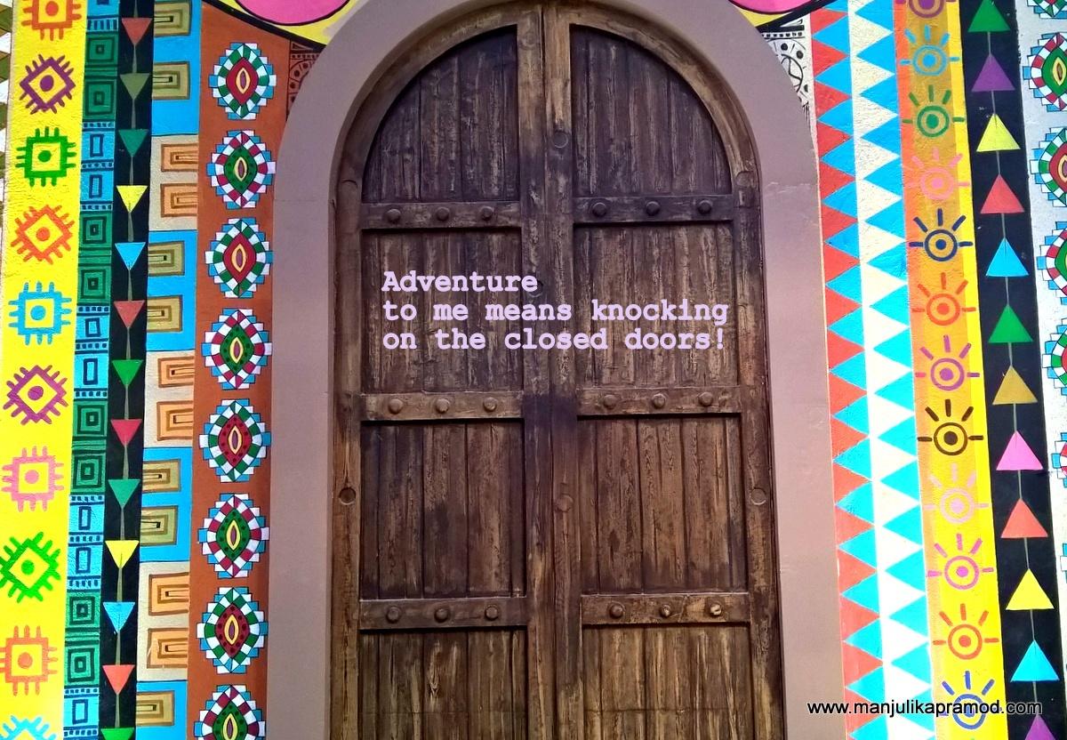 Adventure, Travel, Life, Closed Doors