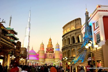 Dubai-Global Village, Dubai, Travel, Last day