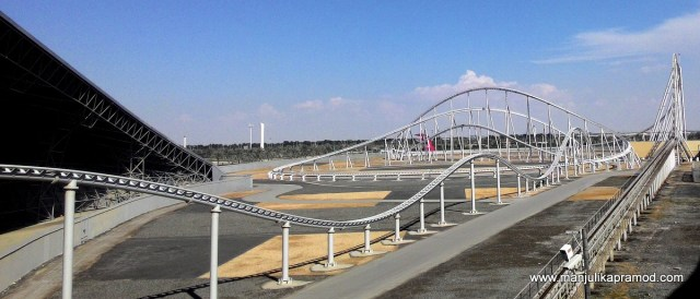 Formula Rossa Track, Abu Dhabi