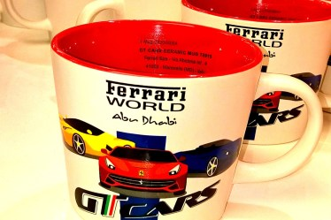 Raise a Toast to Ferrari World at Yas Island, ABu Dhabi