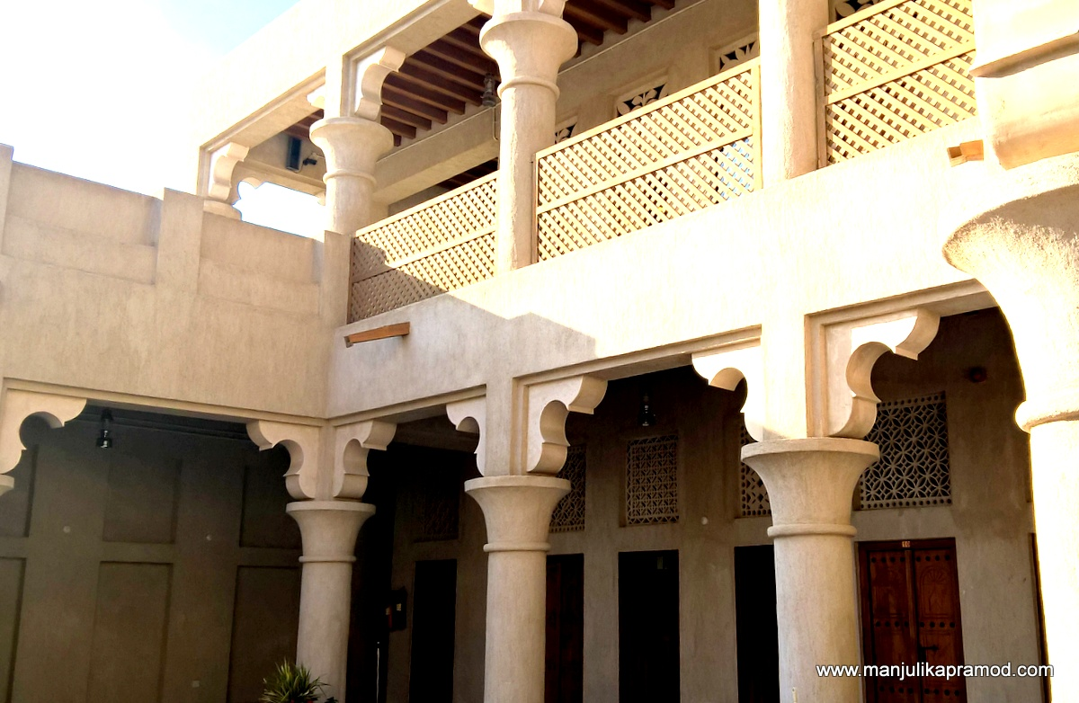Old Dubai, Al Sindaga, Heritage Walk, Dubai Travel