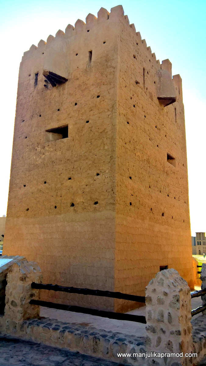 Watch tower-Al Shindagha