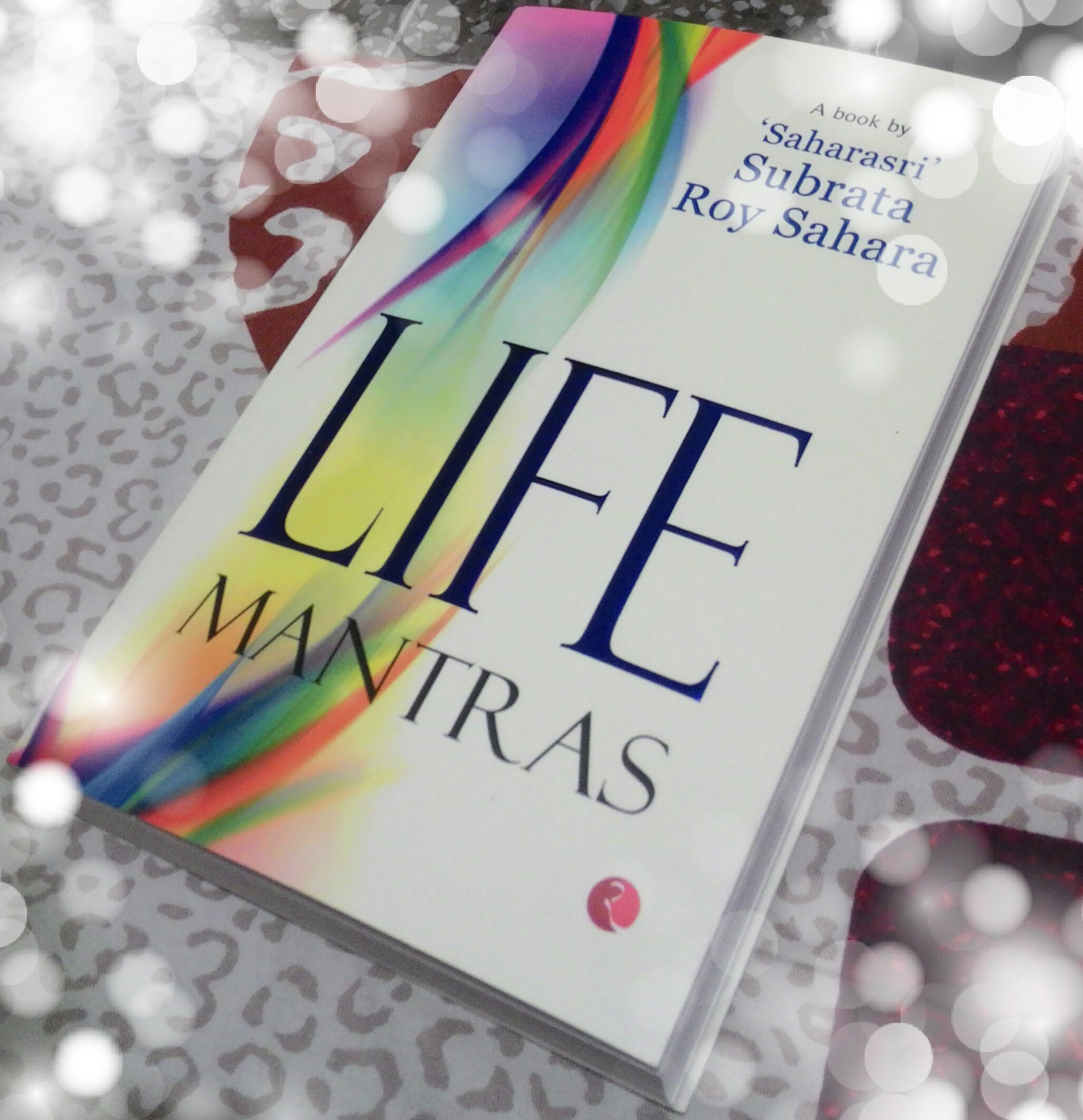 Life Mantras, Subrato Roy, Rupa Publications, Review