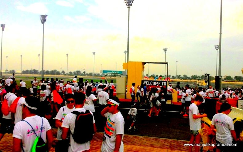 Playing with Colors-Color Run-Abu Dhabi