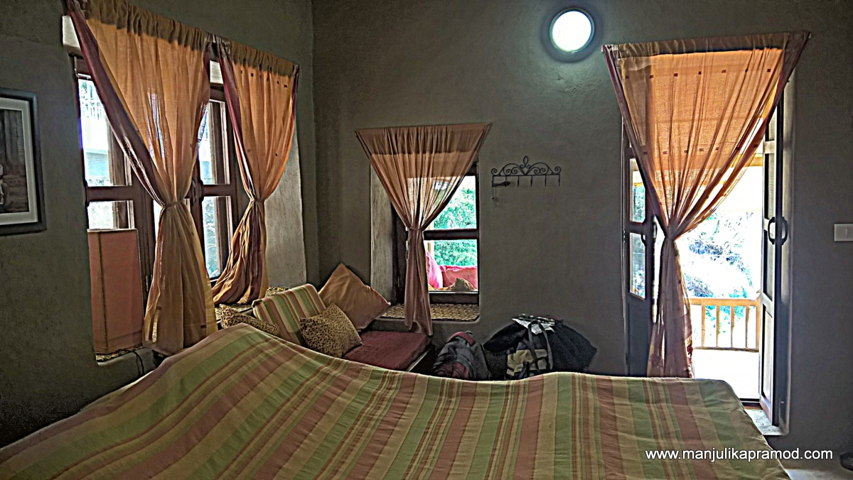 4rooms hotel, Gunher, Village, Himachal Pradesh, Incredible India
