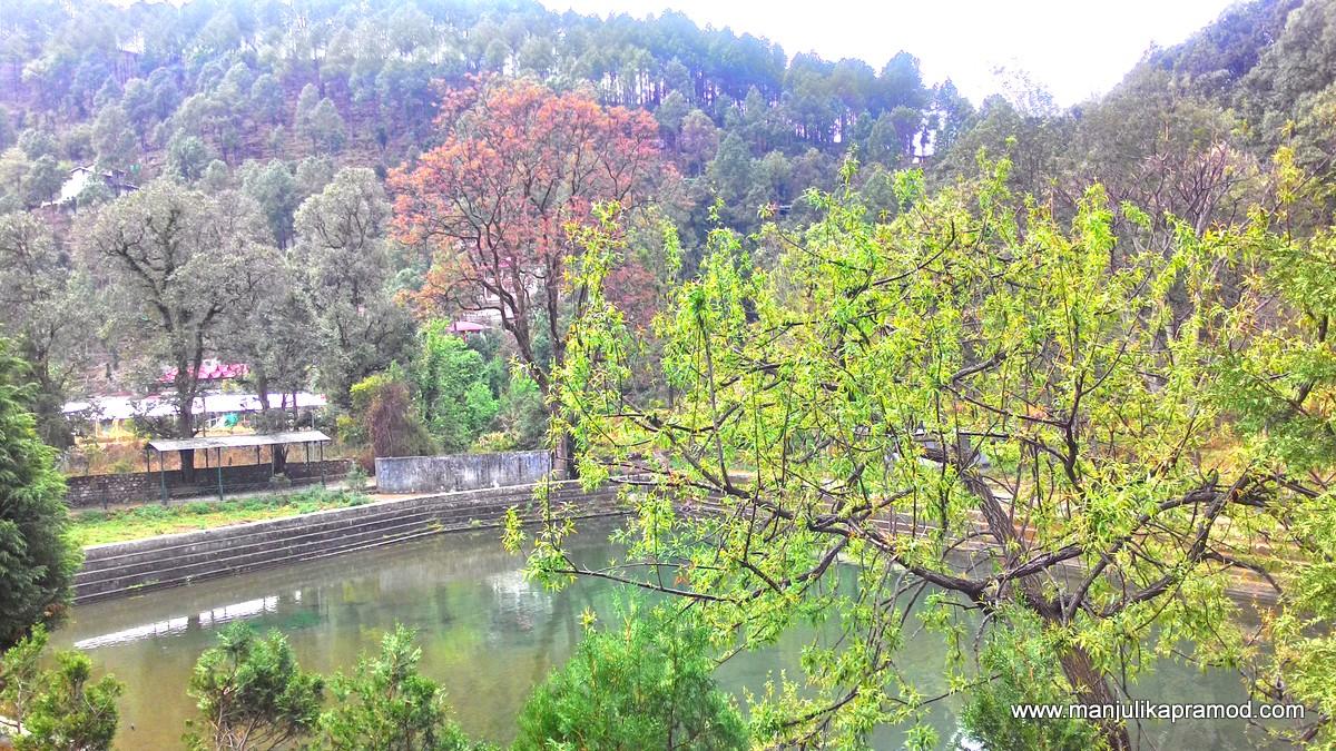 Nal Damyanti Tal Bhimtal
