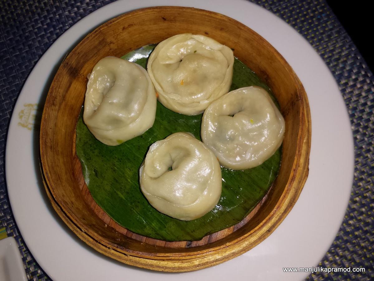 Dumplings-World Art Dining