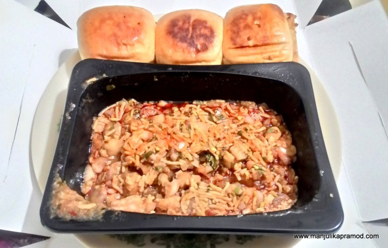 Misal Pao, Foozy, Gurgaon, Order Food