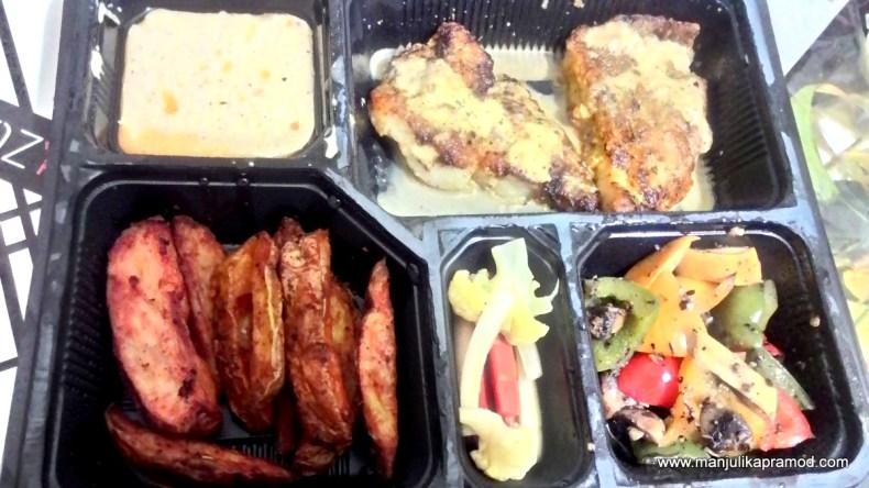 Foozy, Restaurant Review, Gurgaon, Online Ordering
