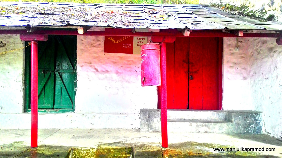 Sattal Post Office, Bhimtal, Nature Walk, Travel