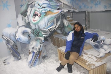 Ski India, Snow Fun, 365 days, Mall of India, Noida