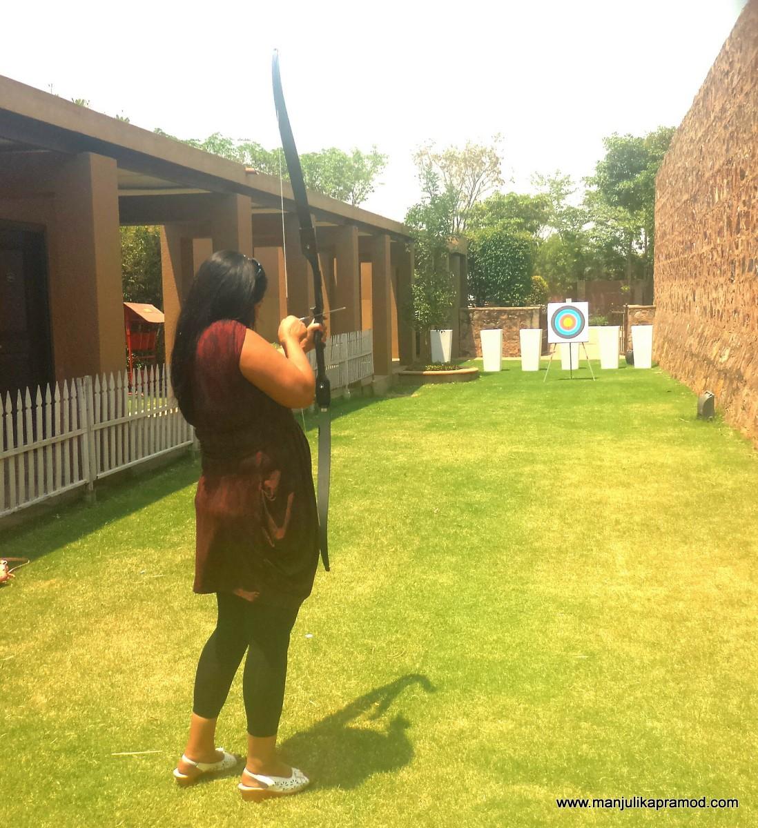 Archery in Delhi-NCR, Lemon Tree