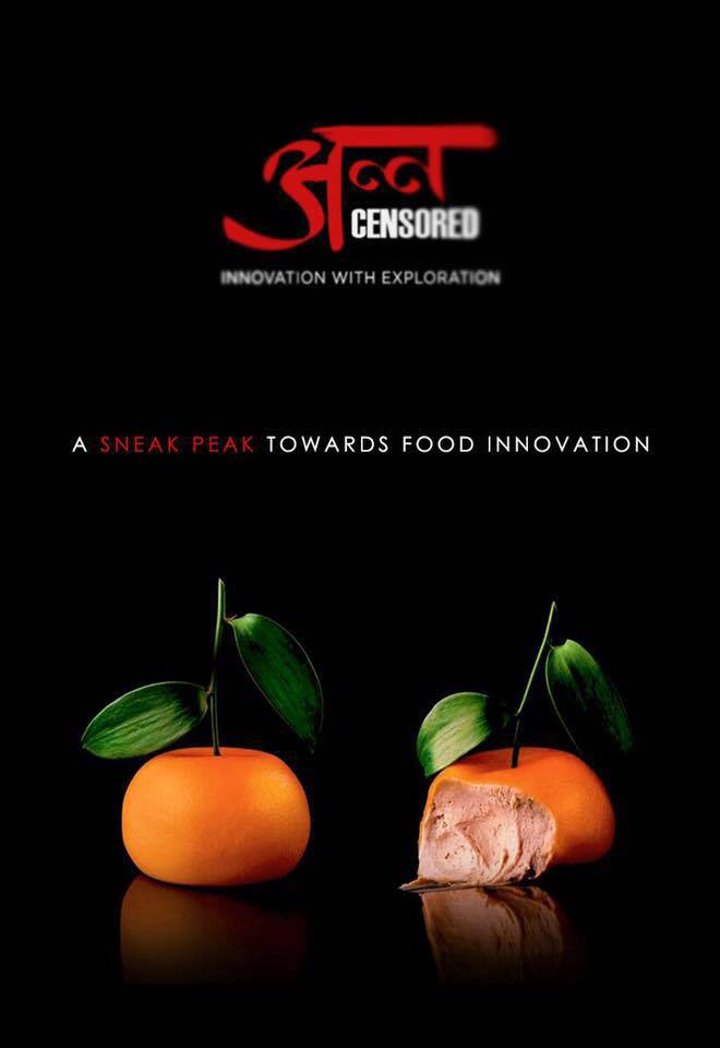 Anncensored, Gurgaon, Food innovation