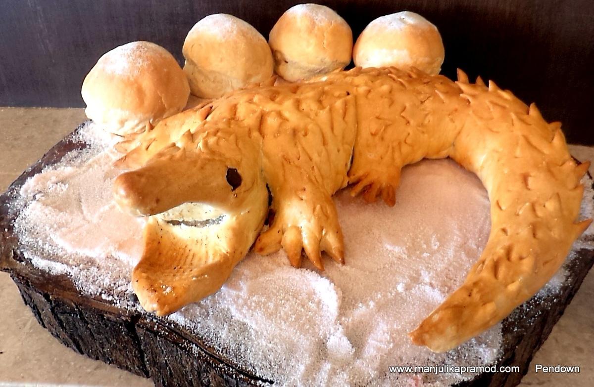 Bread Art at Vista