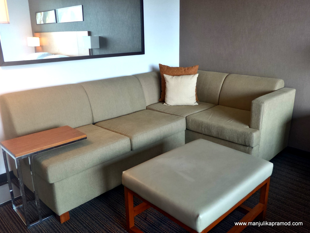 Comfortable Stay, Hyatt Place, Gurgaon