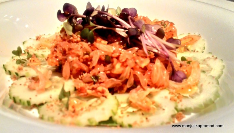 Thai Pomelo Salad, Thai food in Delhi, Restaurants, Food festival, May