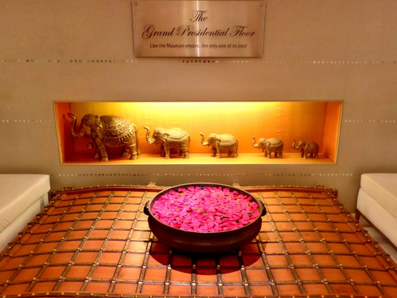 The Grand Presidential Floor, ITC Maurya, New Delhi, Travel and Luxury, Responsible Luxury