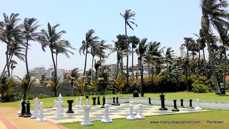Vizag, The Park, Chessboard, Hotels in Vizag, Travel blogger