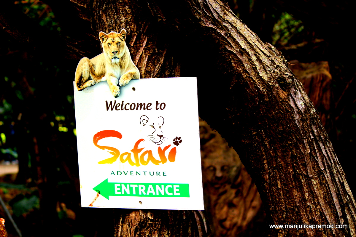 Safari adventure, Casela Leisure and Nature Park