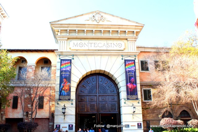 The Monte Casino, Johannesburg