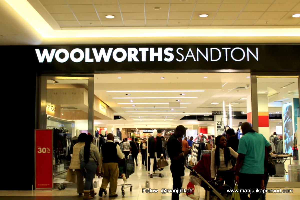 Woolworths, Sandton, Johannesburg, Travel, blog